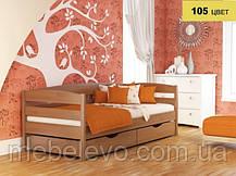 Кровать односпальная Нота Плюс 90 710х960х1980мм   Эстелла, фото 3