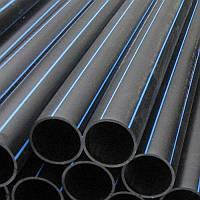 Труба ПЭ водопроводная SDR 17(10атм)