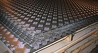 Лист рифленый 4x1250x2500 ромб