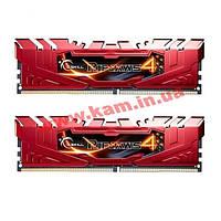Оперативная память G.Skill 16GB (2x8GB) DDR4-2400 PC3-19200 15-15-15-35 < F4-240 (F4-2400C15D-16GRR)
