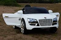 Детский электромобиль AUDI R8 SPYDER белая