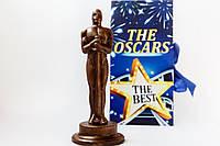 Оскар шоколадный в подарочной коробке - книге, фото 1