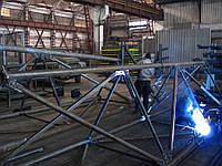 Изготовление металлоконструкции, фото 1