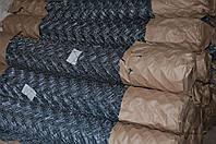 Сетка оцинкованная 20х20х1,4 плетеная «рабица»