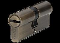 Цилиндр MVM P6P30/30-ключ/ключ AB-старая бронза