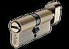 Цилиндр MVM P6P30/30T-ключ/тумблер AB-старая бронза