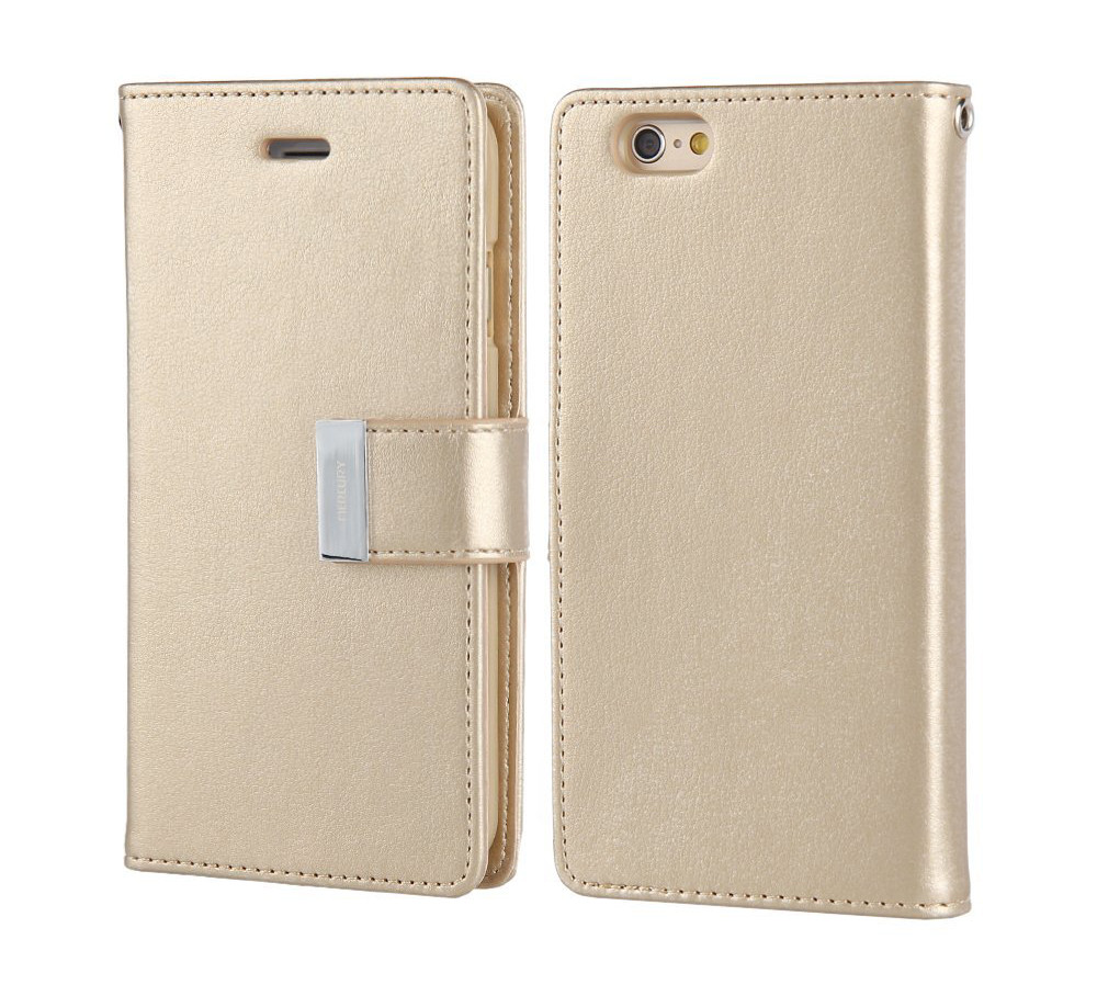 Чехол книжка для Samsung J5 Goospery Rich Diary