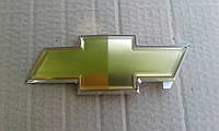 Эмблема крышки багажника крест Aveo T250 Корея