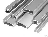 Трубы профильные алюминиевые АД31т550х50х4