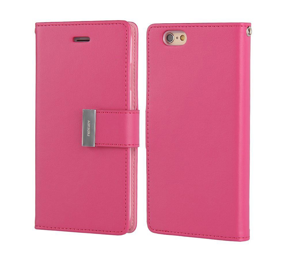 Чехол книжка для iPhone 5/5S/5SE Goospery Rich Diary