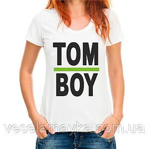 Футболка Tom Boy