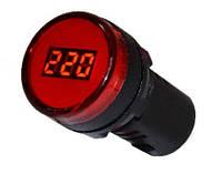 Вольтметр цифровой AD22-22DVM