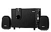 Комплект компьютерных колонок с сабвуфером 2.1 Intex IT-200FM