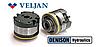 Пластинчатые гидронасосы Denison, Veljan, Hydraut серии T6CCZ  для мусоровозов Gessink, Faun, Haller