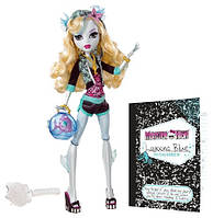 Кукла Monster High Lagoona Blue Basic Монстер Хай Лагуна Базовая с питомцем