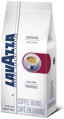 Кава в зернах Lavazza Gusto Pieno  1 кг