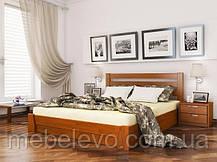 Кровать полуторная Селена 140 870х1460х1980мм   Эстелла, фото 3