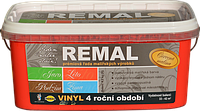 Моющаяся, воздухопроницаемая краска REMAL VINYL 4
