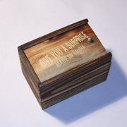 Распродажа, приколы, деревянная коробка, размер: 12х8х8 см., 1 штука