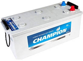 Аккумулятор Champion Gray 140Ah-12v (513x175x212) +сверху