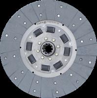Диск ведений головної муфти зчеплення ЮМЗ-80 75-1604040 А6