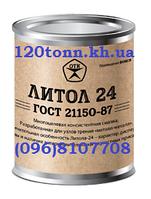 Смазка Литол 24 (бочка 180 кг)