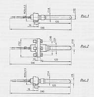 Термопреобразователь сопротивления ТСП-7115