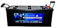 Аккумулятор Champion Black 140Ah-12v (513x175x212) +сверху