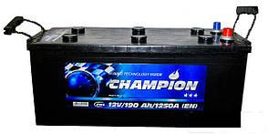 Акумулятор Champion Black 140Ah-12v (513x175x212) +зверху