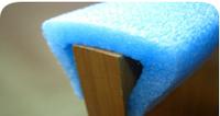 Профиля из вспененного полиэтилена  П- образный   40мм х 40мм
