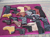 Женские мужские ботинки сапоги
