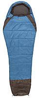 Туристический спальный мешок кокон 85/55х220см