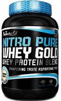 Nitro Pure Whey Gold BioTech, 908 грамм