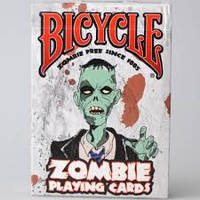 Карты Bicycle Zombie playing cards