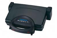 Контактный грильAstor FP-1526, электрический контактный гриль, гриль прижимной, контактный гриль для дома