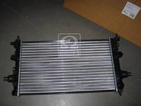 Радиатор охлаждения OPEL ASTRA H 04- (пр-во TEMPEST). TP.15.63.028A