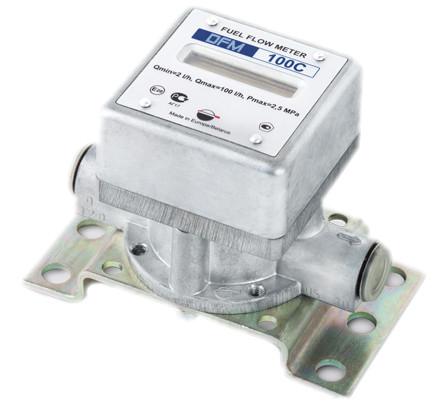 Счетчик топлива DFM 250C