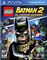 Игра Lego Batman 2: DC Super Heroes (PS VITA, русские субтитры)