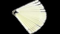 Палитра-веер на кольце (50 шт) матовая