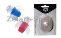 Берюши для ушей в пластиковом футляре Arena AR-95223-10 ERGO (силикон,цвета в асортименте)