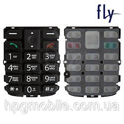 Клавиатура для Fly EZZY 6, оригинал (черная)