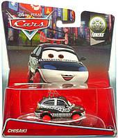 Cars CMX78 W1938 Chisaki  из м/ф Тачки 2 , Mattel, фото 1