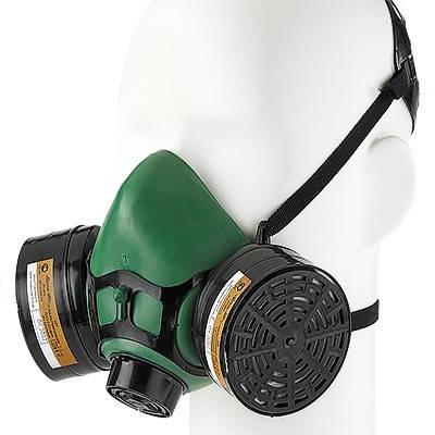Респиратор пыле газозащитный РУ60М А1Р1 Исток-400, фото 2