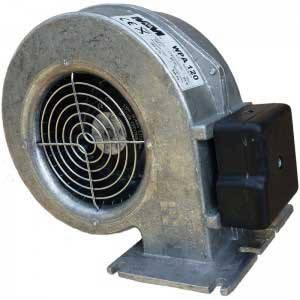 Вентилятор для твердопаливного котла Euroster WPA 120, фото 2