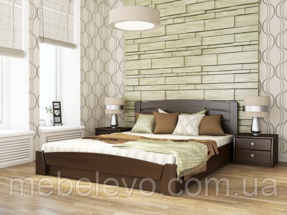 Кровать двуспальная Селена Аури 160 870х1660х1980мм   Эстелла