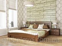Кровать двуспальная Селена Аури 160 870х1660х1980мм   Эстелла, фото 3
