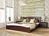 Кровать двуспальная Селена Аури 160 870х1660х1980мм   Эстелла, фото 2