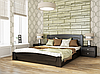 Кровать двуспальная Селена Аури 160 870х1660х1980мм   Эстелла, фото 4