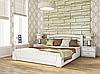 Кровать двуспальная Селена Аури 160 870х1660х1980мм   Эстелла, фото 5