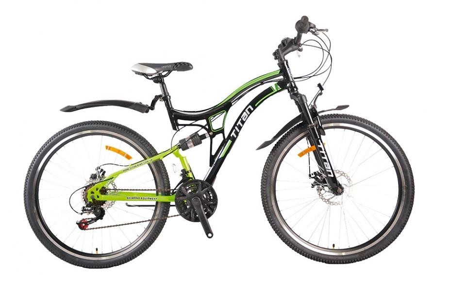 """Гірський велосипед Titan Lazer 26"""""""